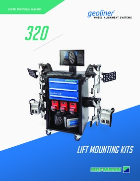 geoliner 320 Mounting Kits