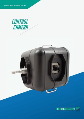 Control Camera for Wheel Aligners