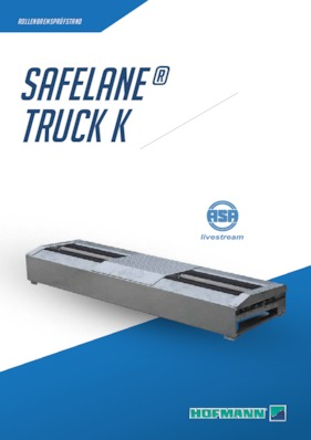Testing Equipment - safelane® truck K