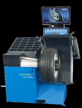 geodyna 6800 2 car wheel balancer with monitor hofmann rh eu hofmann equipment com
