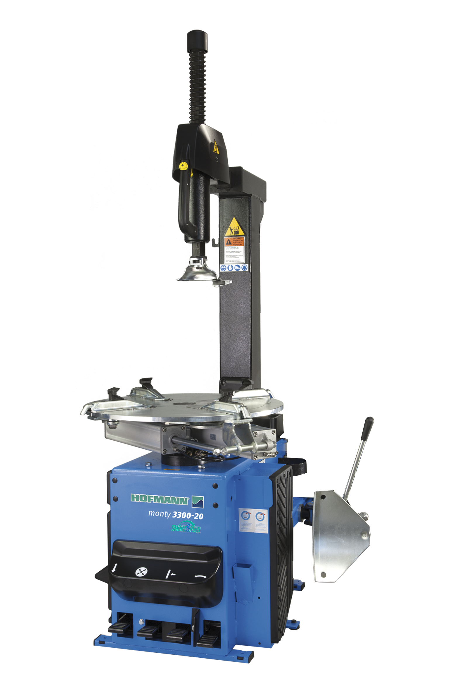 monty 3300 20 smart pneumatic tilt back post car tyre changer hofmann rh eu hofmann equipment com hofmann monty 1625 manual hofmann monty 3850 manual