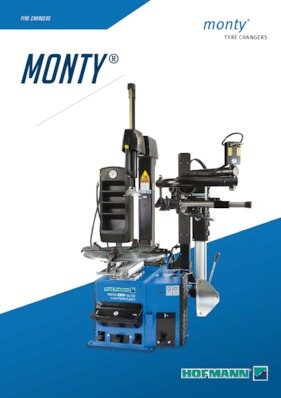 monty® 3300 racing smartSpeed GP