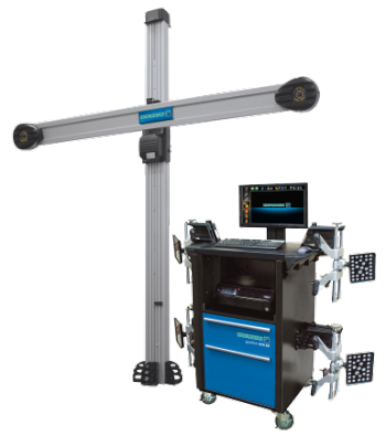 The Hofmann geoliner 650 XD allows you to offer advanced alignment services to your customers without needing specialised wheel alignment technicians.