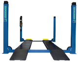 The next-generation HOFMANN dual revenue 4 post car lift has three configuration options and two weight capacity choices to provide solutions suited to helping garages keep pace with changing trends within the industry.