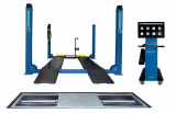 Hofmann's ATL is an industry-leading, DVSA-approved automated test lane system for one-person operated MOT testing for class IV and VII with the optional class I, II, III and class VL ability.