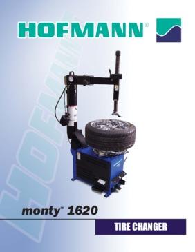 monty 1620 swing arm tire changer hofmann rh us hofmann equipment com