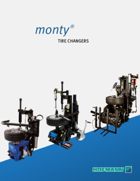 Tire Changer Accessory Catalog