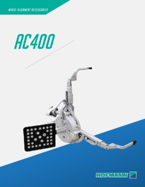 AC400 Touchless Wheel Clamp Brochure