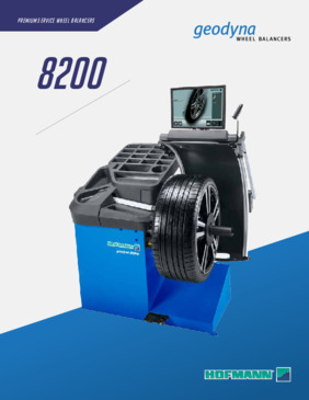 geodyna® 8200 Series Brochure