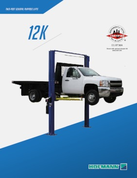 Lifts - 12k Two Post Brochure