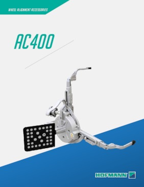Wheel Aligners - AC400 Touchless Wheel Clamps