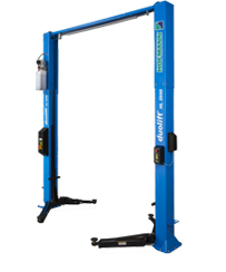 duolift® HL 3500 - Hydraulic Two-Post Lift for Vehicles up to 3.5 t