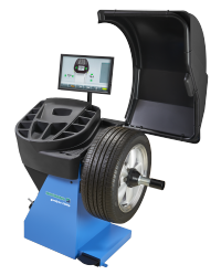 Hofmann Introduces Complete Line of Video Wheel Balancers